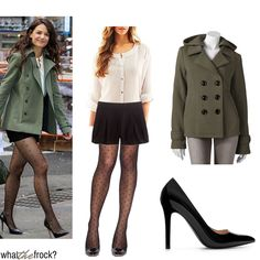 Celebrity Look for Less: Katie Holmes Style