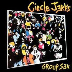 Group Sex - album cover