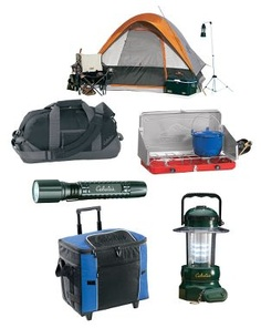 Cabela's: Cabela's Classic Series Camping Kit... everything you need bundled!