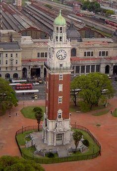 Reloj de torre.