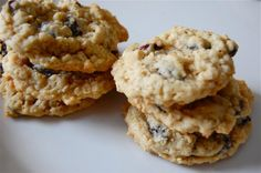 Oatmeal Raisin Cookies Recipe on CBolt at http://www.cbolt.com/oatmeal-raisin-cookies/