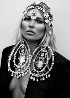 thefashionbubble: Kate Moss for AnOther Magazine Fall/Winter 2014, ph. by Alasdair McLellan.