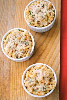 Lightened-Up Mac & Cheese with Cauliflower