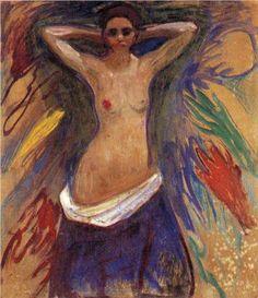 The Hands - Edvard Munch