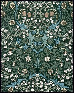 william morris fabrics | ... you who love william morris fabrics the metropolitan museum of art has