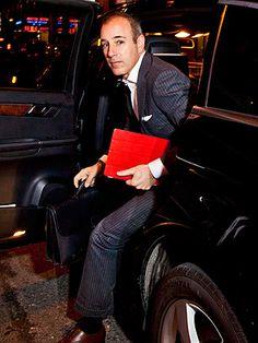 Matt Lauer by Howard Stern