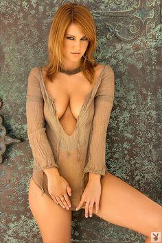 Redheaded Beauty!