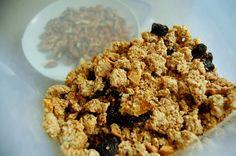 Soaked Granola.   The Elliott Homestead wheat recip, soak granola, bread recip, pear butter, granola recipes, wheat bread, soak grain, breakfast food, granola recipelook
