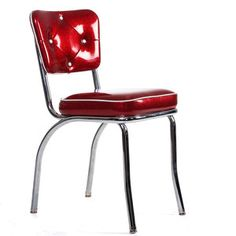Lucy Chair Burgundy, $119, now featured on Fab.