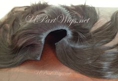 L part Wigs with virgin hair is a good solution for dolls experiencing thinning in the top middle leave out.  This style allows you to part your hair on the left or right side. Order one at www.upartwigs.net