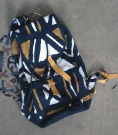{il} {gat-to} {sell-va-tee-ko}: DIY Project: Homemade Backpack