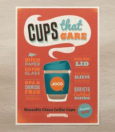Cups that care
