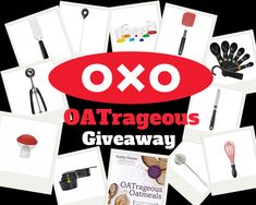 OXO OATrageous Oatmeals Giveaway - you can enter all week!