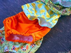 Ninth Street Notions: Diaper Cover DIY