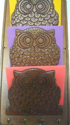 Owl Mail Holder Need