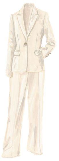 Brilliant Linen Suit || The J. Peterman Company