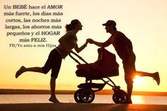 Amo a mis #hijos