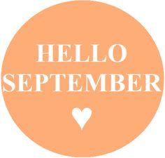 Tinywhitedaisies hello september