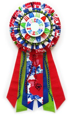 How To Make A Party Store Rosette