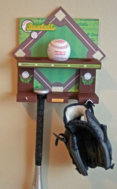 Baseball Rack by Liz Chidester - Scrapbook.com