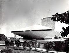 Palacio de Los Poderes (Congreso del Estado), 8 o de La Muralla, Centro, Campeche, México 1962