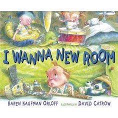 Persuasive Writing I Wanna New Room