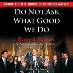 do not ask what good we do - great title, and the book lives up to it