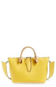 Cute for spring - Yellow Chloe shoulder bag