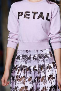 Christopher Kane SS14 by Mitchell Sams