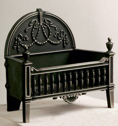 beautiful gothic baby crib