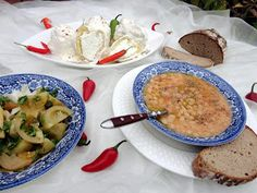 Beans or Fasule, as they call it in #Albania, is a very popular dish in winter time. There is nothing better than a plate of warm homemade bean soup on a cold winter day. http://www.outdooralbania.com