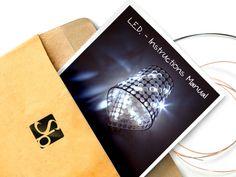 L.E.D. kit DIY #doityourself #makers #lights #lighting