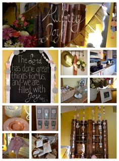 The Domestic Doozie: THE baby shower
