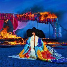 beautiful photo taken by Peter Ruprecht  at Burning Man
