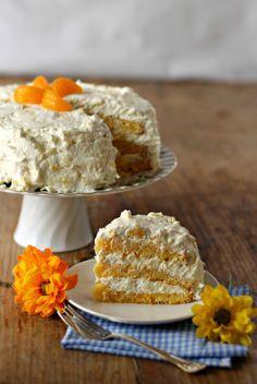 Easter Sunshine Cake
