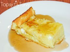 German Pancake Recipe, turned out really good, yum, will make again