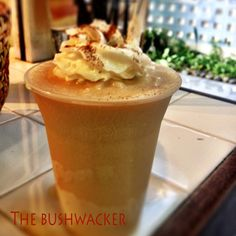 Bushwacker Drink Recipe - Frozen Island Drinks, Jimmy Buffett Boat Drinks