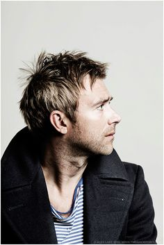 Damon Albarn. He has amazing blue eyes