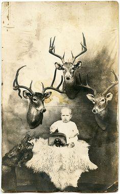 unusual baby photo
