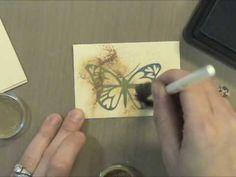 Thinking Inking Distress Inks Part 2