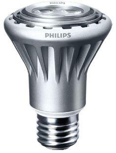 Philips EnduraLED (TM) Dimmable 45W Replacement PAR20 Indoor Flood LED Light Bulb Warm White Color (3000 Kelvin) $27.95