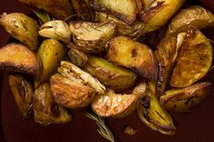 Rosemary and Garlic Roasted Potatoes Just made these yesterday, delicious!