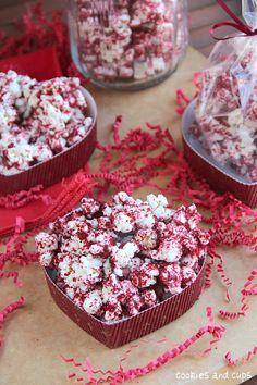 Red Velvet Popcorn~