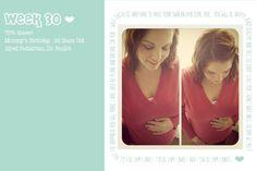 30 weeks Pregnancy Journal