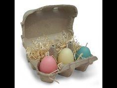 Hacer Velas Huevo
