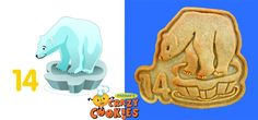 Salesforce- Release New Platform - PolarBear #NewRelease #Marketing #Product #Custom #Cookies