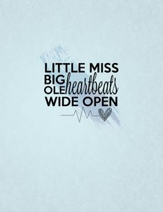 Little Miss by Sugarland