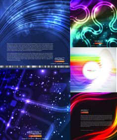 Abstract soft background Vector graphic