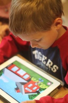 Apps for pre-k, k