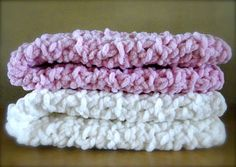 chunky blanket - pink